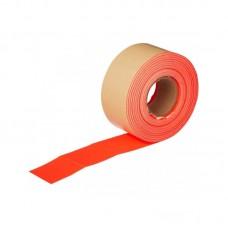Этикет лента 26х16 мм прямоугольная красная (10 рулонов в упаковке по 1000 этикеток в каждом)
