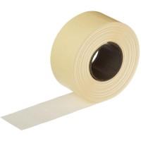 Этикет-лента прямоугольная белая 26х16 мм