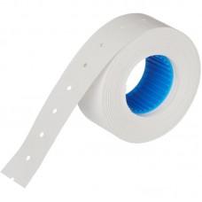 Этикет-лента прямоугольная белая 21.5х12 мм